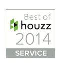 Houzz Service Award 2014