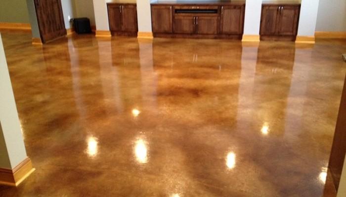 Skim Coat Concrete Floors Mn