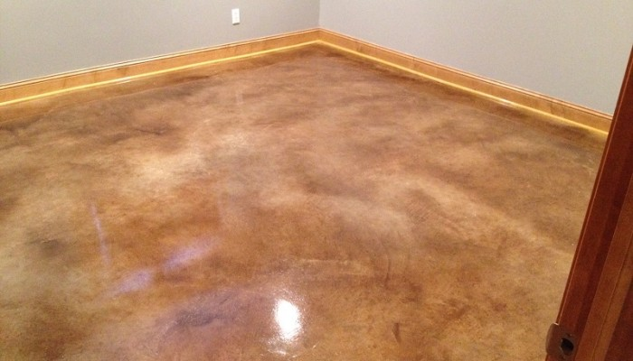 Skim Coat Concrete Floors Minneapolis St Paul Mn
